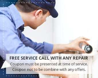 Free Service Call with Any Repair