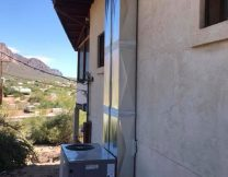 Exterior duct work and AC install, San Tan Valley AZ