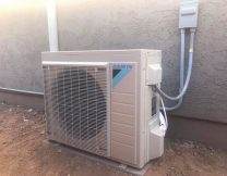 Single zone AC system install in San Tan Valley AZ